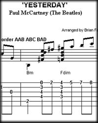 Brian Farrell Classical & Acoustic Guitar teacher